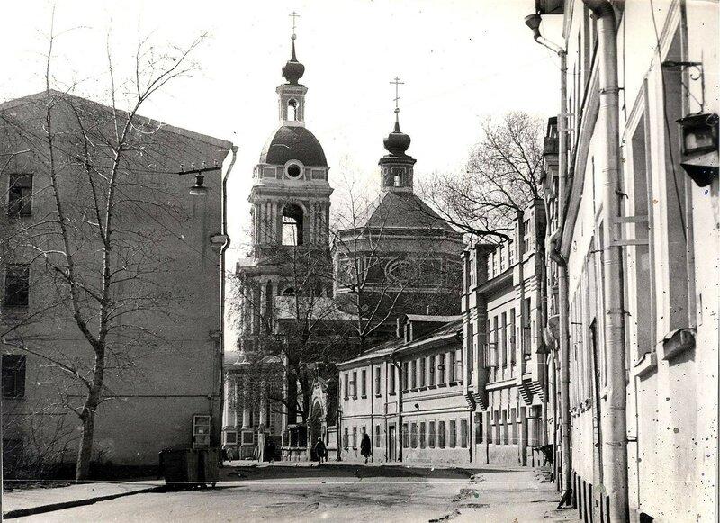 Пара снимков Москвы недавней