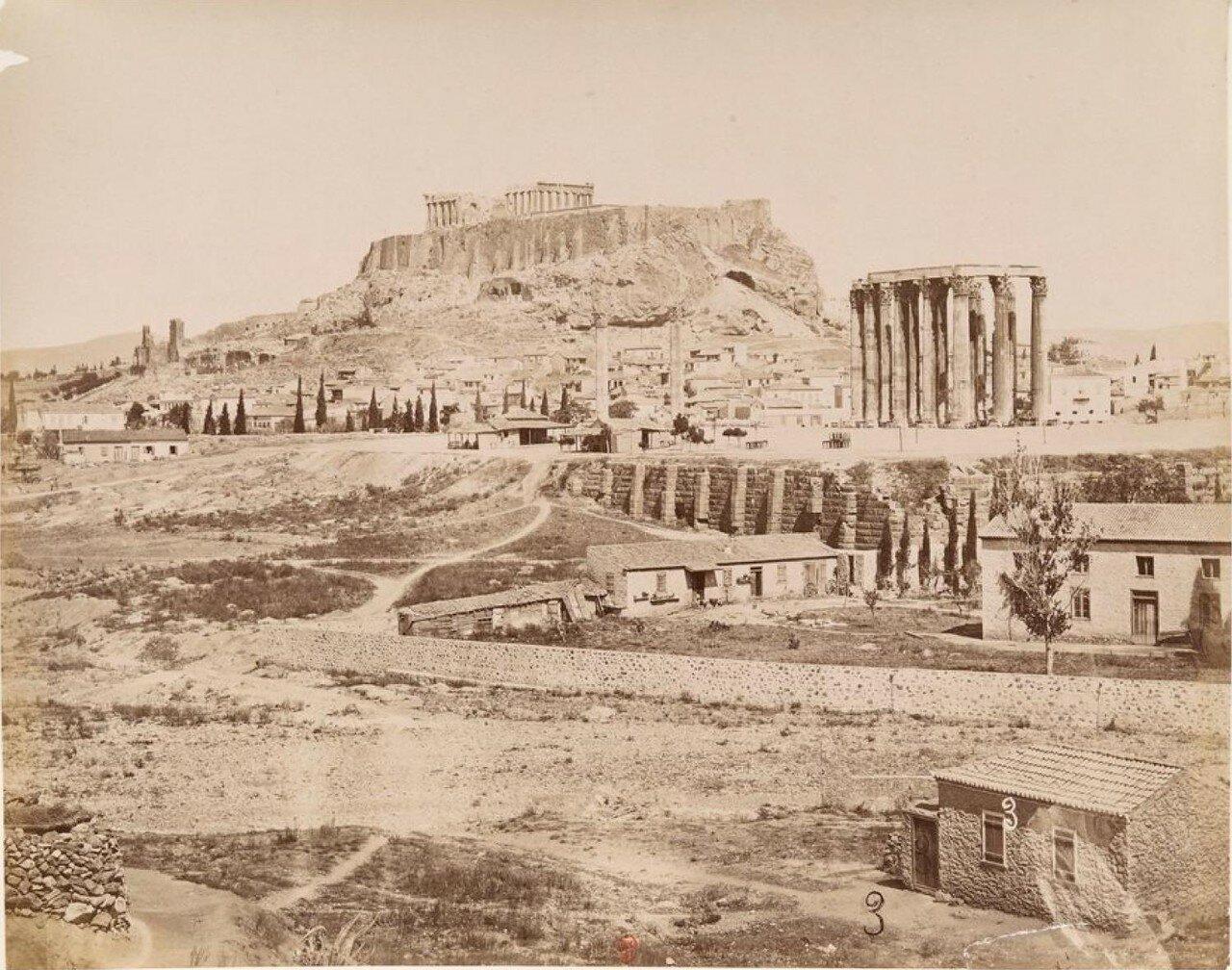 03. Вид на Акрополь