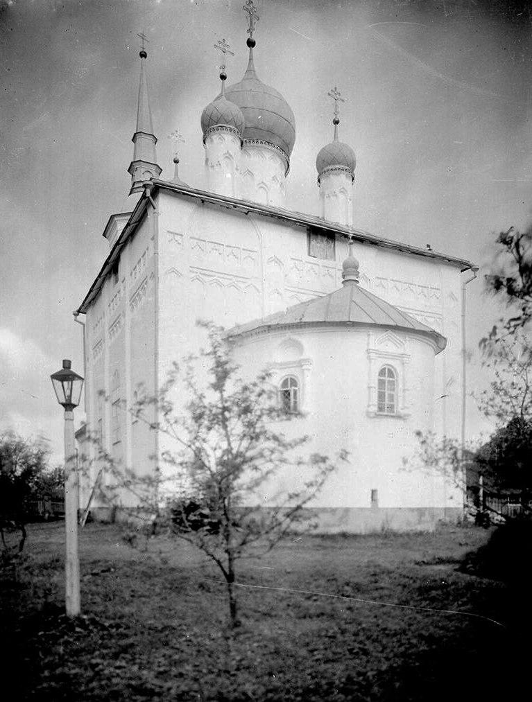 Церковь Николая Чудотворца. Вид с юго-востока