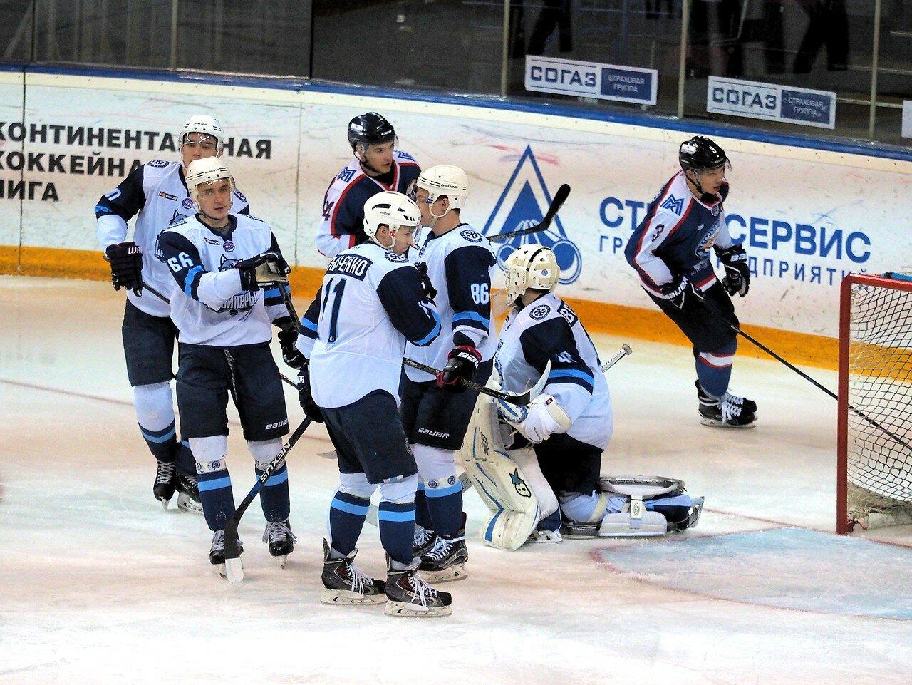9 Стальные Лисы - Сибирские Снайперы 12.03.2017