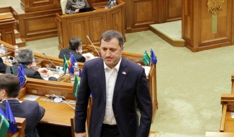 Решение о снятии депутатских полномочий с Филата - обжаловано
