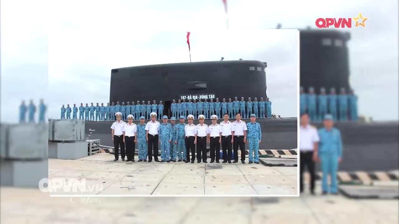 Во Вьетнам доставлена шестая подводная лодка проекта 06361