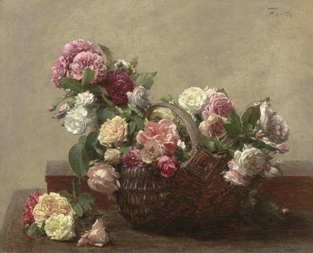 Henri Fantin-Latour - Panier de roses.jpg