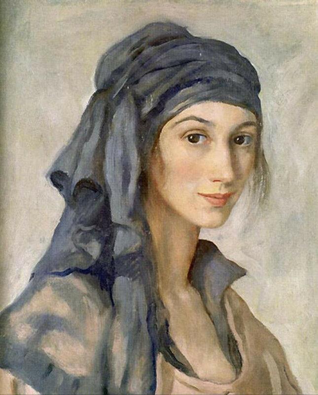 Автопортрет, 1920-гг