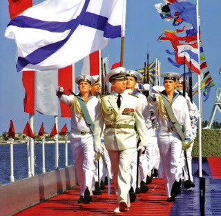 Поздравляем с Днем ВМФ! Севастополь парад