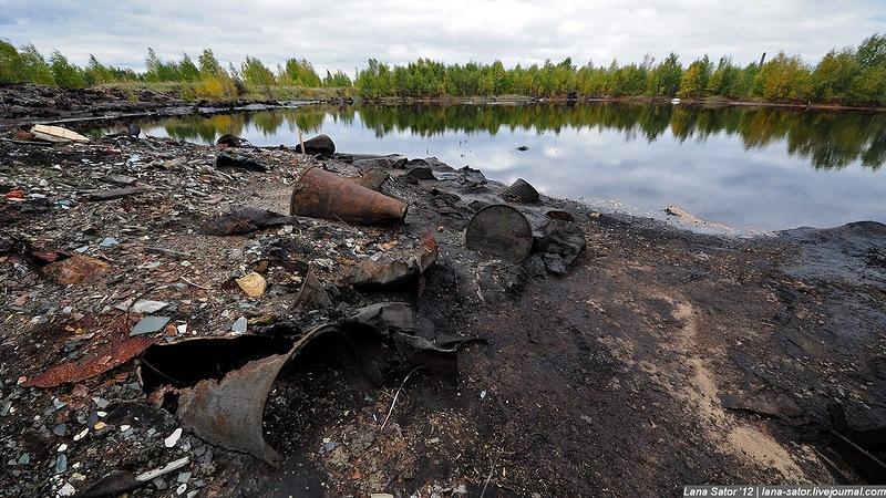 Нижегородской области выделили 500 млн рублей наликвидацию накопленного экоущерба вДзержинске