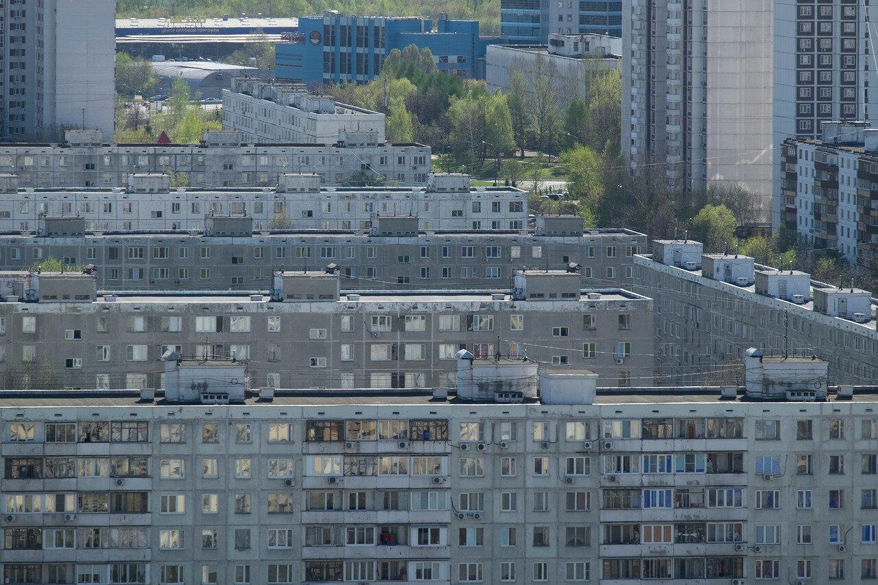 Новый список домов под снос