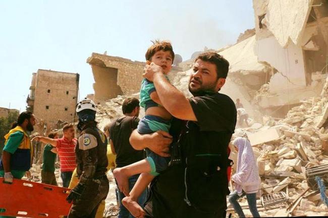 © Nobel Peace Prize to Alaa  НоАла известен нетолько тем, что любит животных. Каждый день он