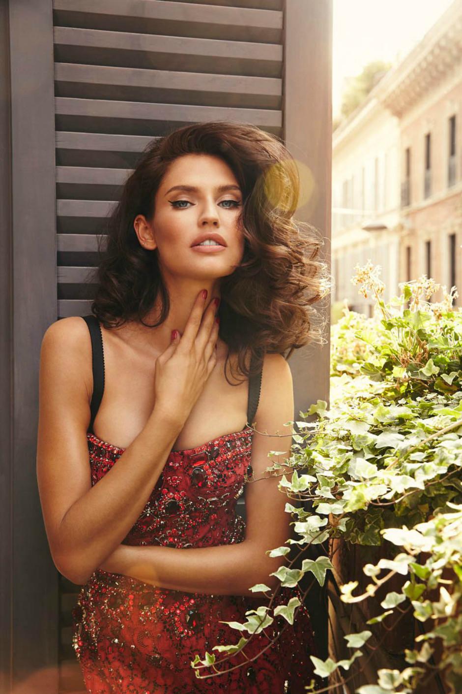 Красота по-итальянски: самые прекрасные итальянки в истории (16 фото)