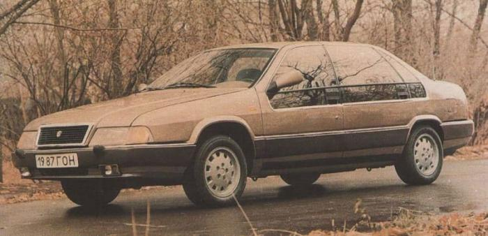 Конструкция автомобиля тоже шагнула далеко вперед. Постоянный привод всех колес — оптимальный