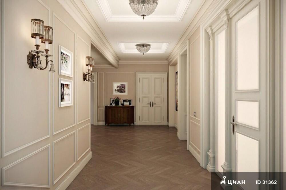 Квартира состоит из гостевой зоны со столовой, кинотеатром и музыкальной гостиной с выходом на терра