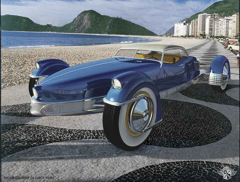 """История создания автомобиля """"завтрашнего дня"""""""