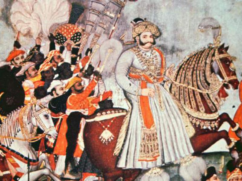7. Великий Акбар Жил: 1542-1605. Страна: Индия. Богатство: империя с 25% мирового ВВП. Индийский имп