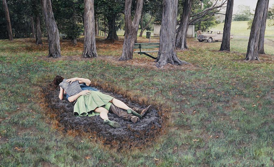 Lisa Adams: препарированная реальность