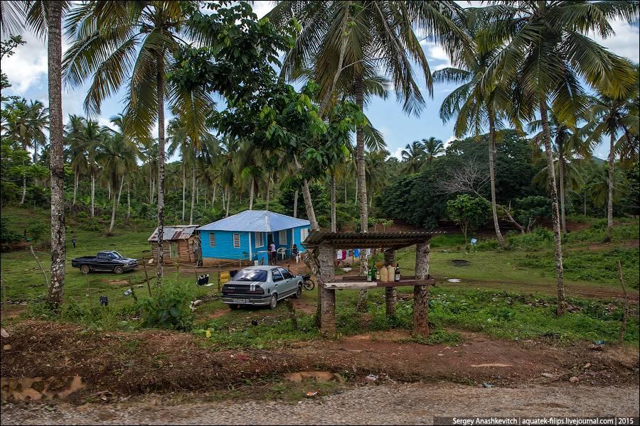 12. Доминиканский ларек