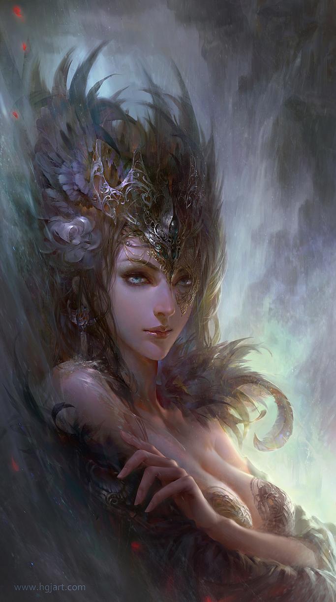 World of Fantasy: Guangjian Huang