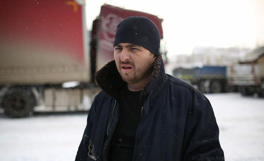 «Как мы везли 12 тонн еды в российское Заполярье» — рассказ новозеландского фотографа (40 фото)