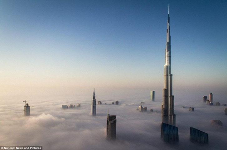 Короче говоря, город-сказка, город-мечта.