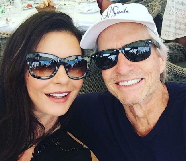 © Instagram/East News  Майкл иКэтрин поженились в2000году. Несмотря наточто немногие вери