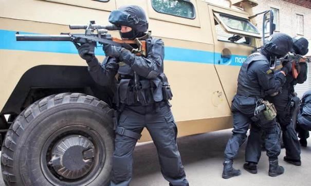 Бойцы Росгвардии ранили хулиганов при задержании наСтаврополье