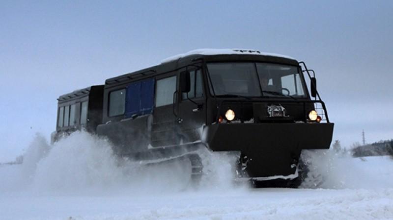 ВАрктике начались тестирования новейших образцов техники— МинобороныРФ
