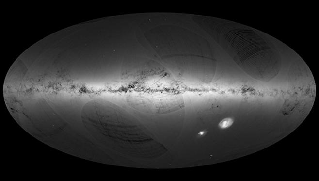 Ученые показали, как поменяется Галактика через 5 млн лет