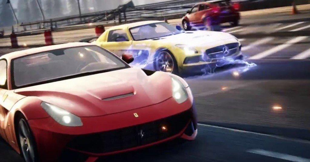 Need for Speed— Первые детали обудущей игре