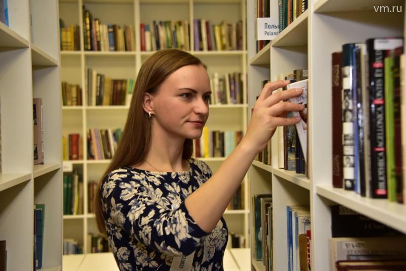 В столице России заработает портал для спасения книжек, списанных избиблиотек
