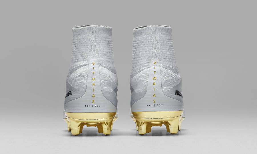 Super-Limited Edition Nike Mercurial Superfly CR7 for Cristiano Ronaldo