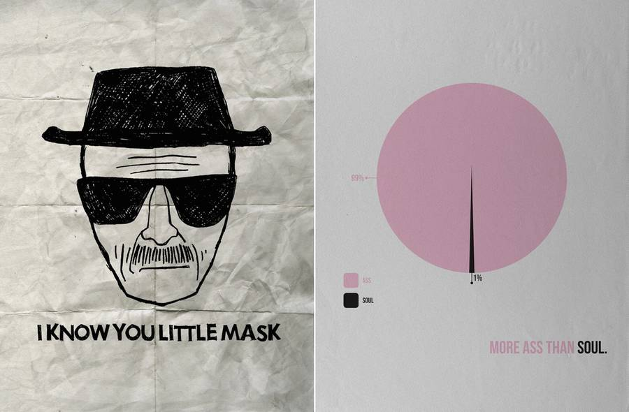 Illustrated Posters of Italian Expressions Literally Translated in English (11 pics)