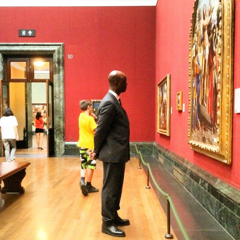 музейный кворум