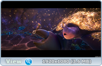 Моана / Moana (2016/BD-Remux/BDRip/HDRip/3D)