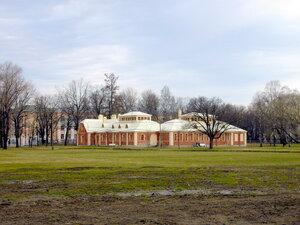 Здание музея Дворцовая телеграфная станция.