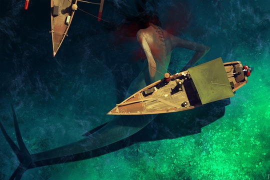Digital Illustrations by Sergey Kolesov