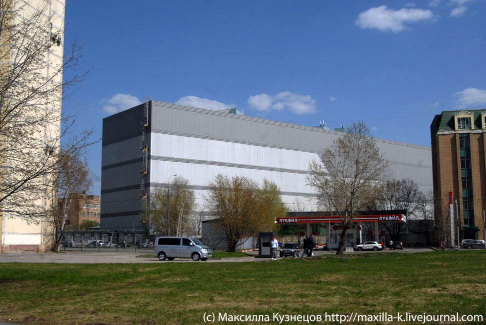 Склады Большого театра
