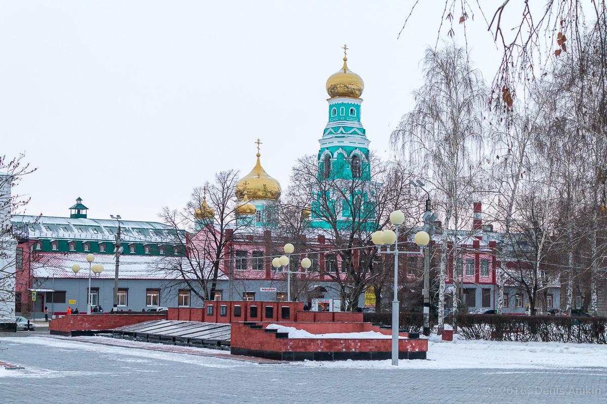 Сызранский Кремль фото 13