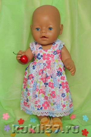 сарафан Baby Born