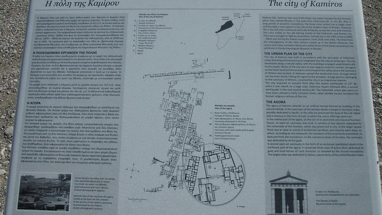 Схема и история Камироса