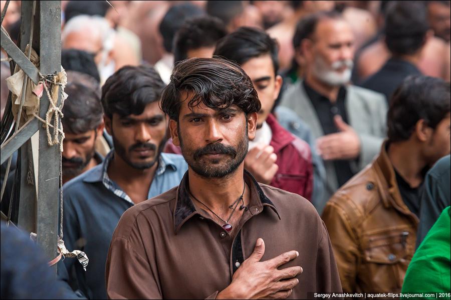Ашура в Пакистане