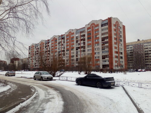ул. Чудновского 8к4
