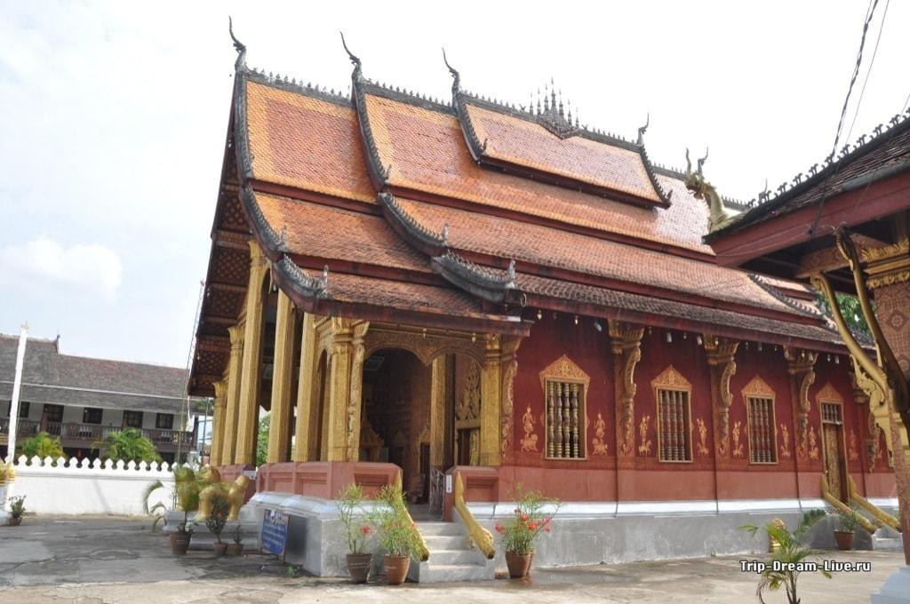Храмы Луапрабанга