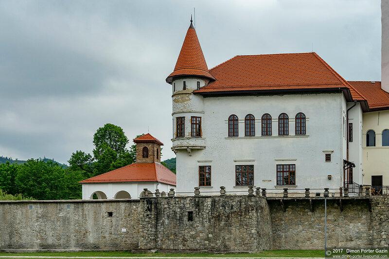 Жилина. Будатинский замок