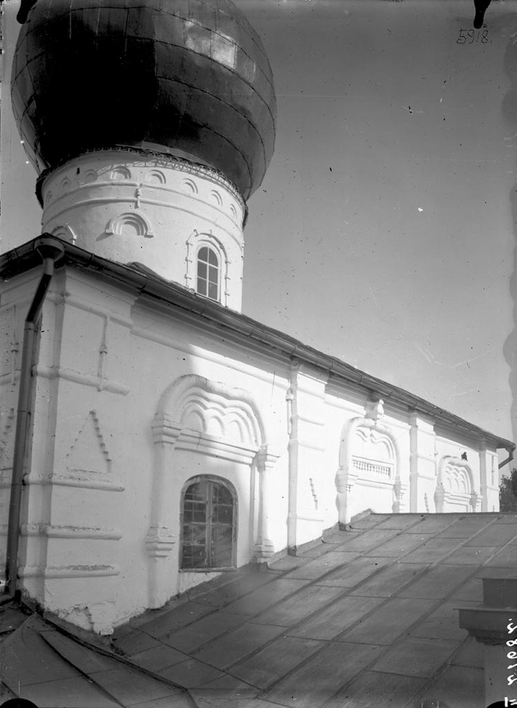Георгиевская церковь. Фрагмент
