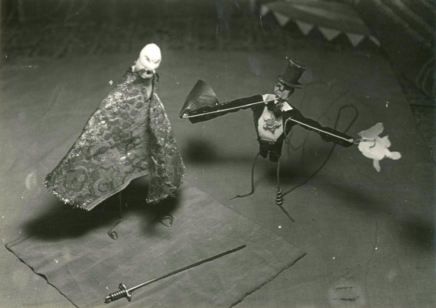 1931. Цирк Колдера