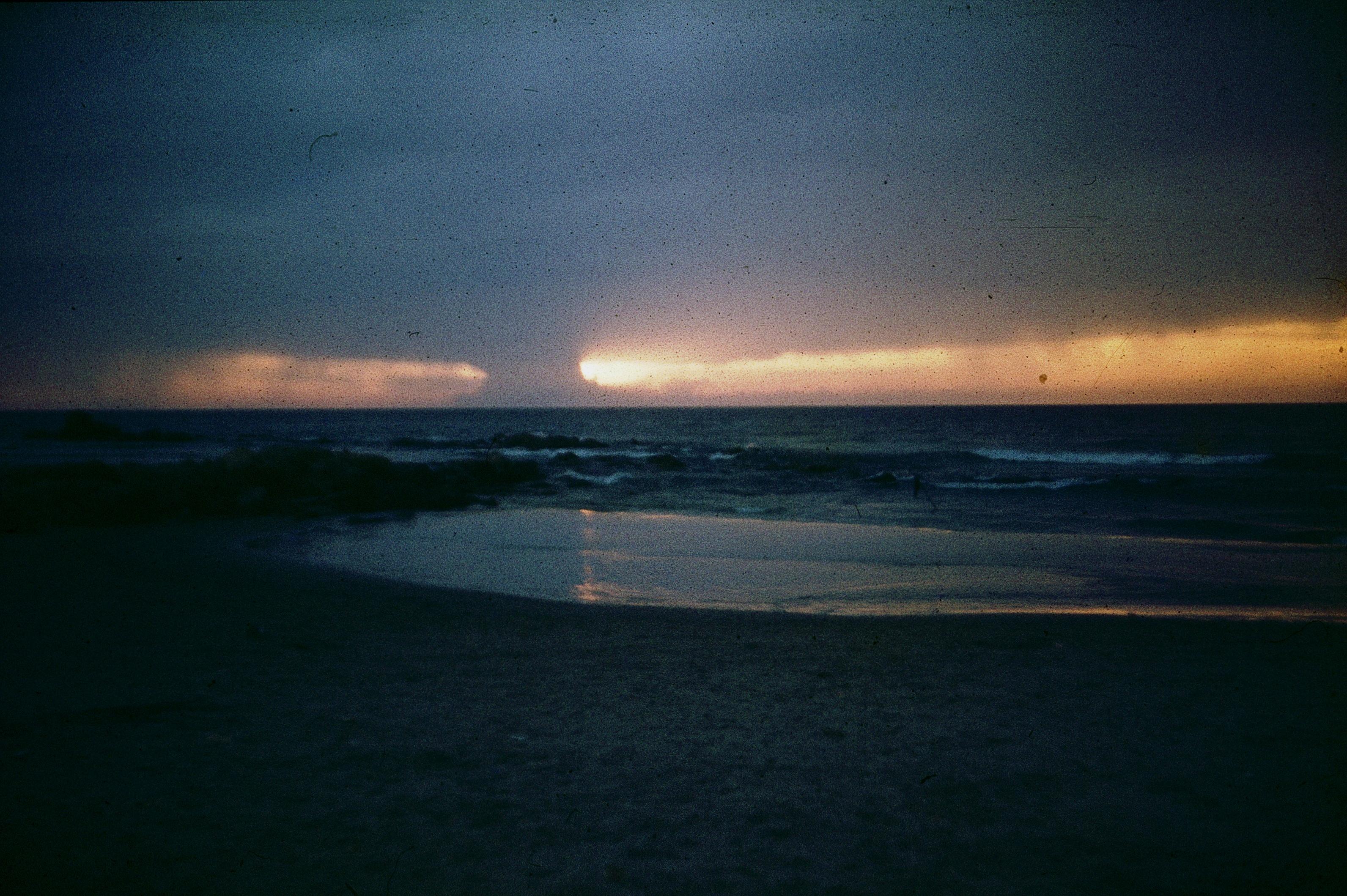 Бат-Ям. Закат