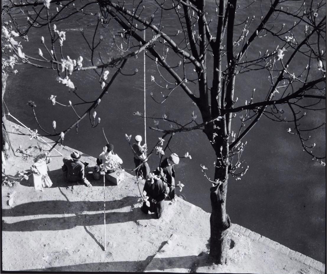 1938. Весна в Париже