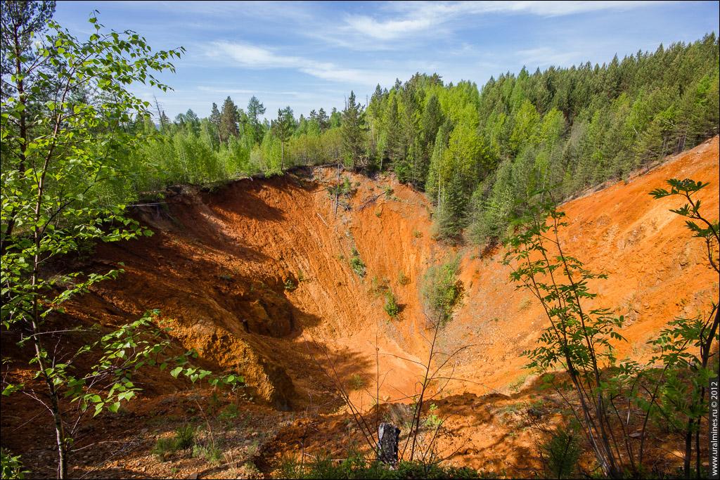 Ново-Ежовский медный рудник