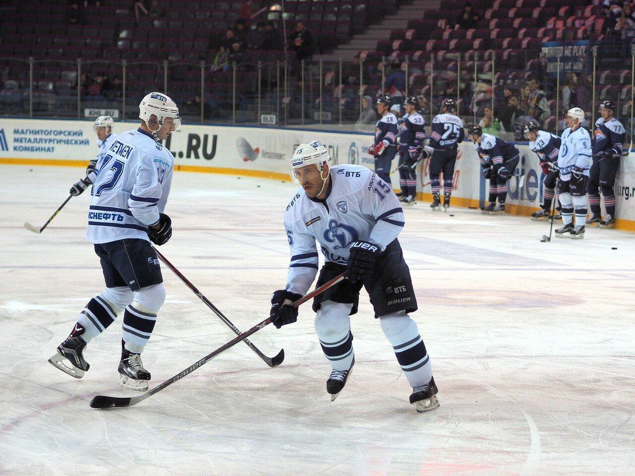 38Металлург - Динамо Москва 21.11.2016
