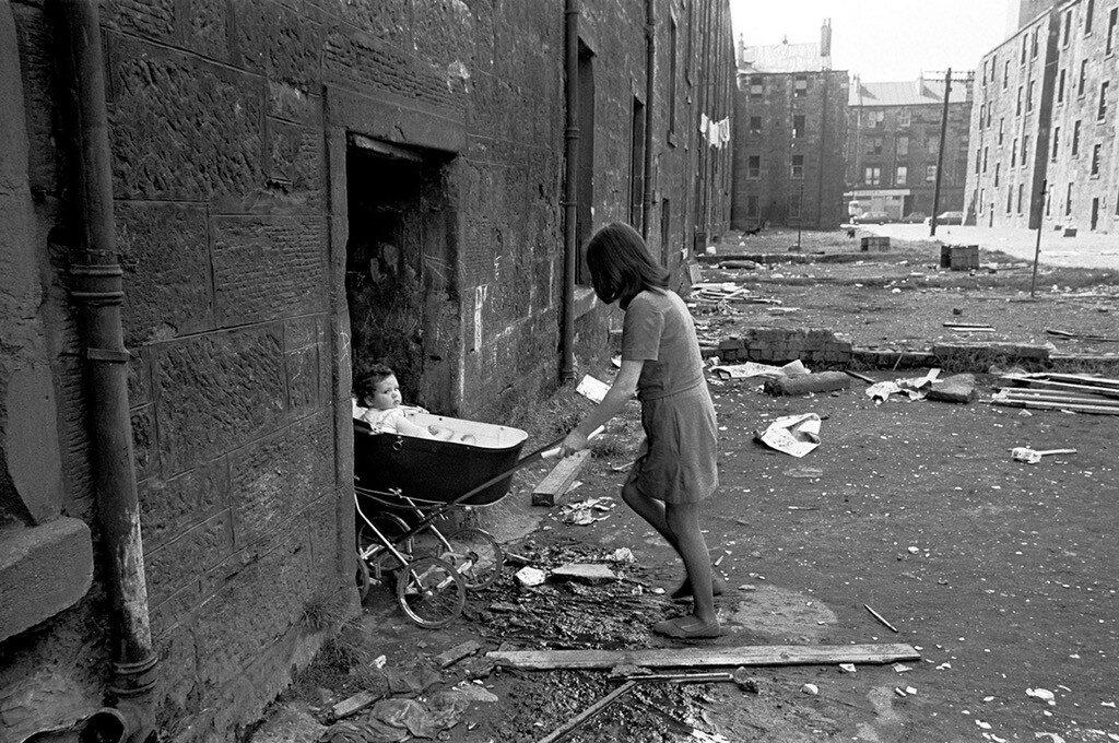 В Шотландии, 1970
