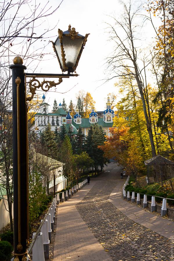 alexbelykh.ru, Псково-печерский мужской монастырь, Печоры, Печерский монастырь